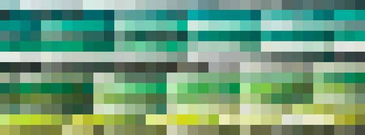 Pantone Shades of Green. Изображение © Pantone