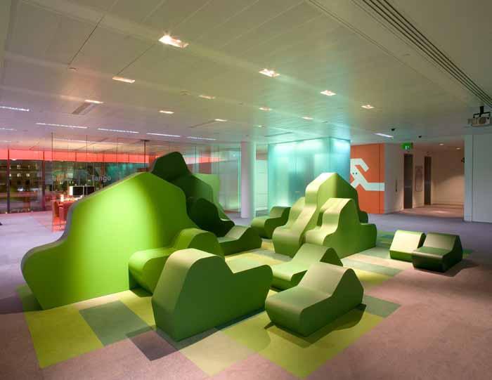 Bloomberg Installation / Jump Studios. Изображение предоставлено Jump Studios