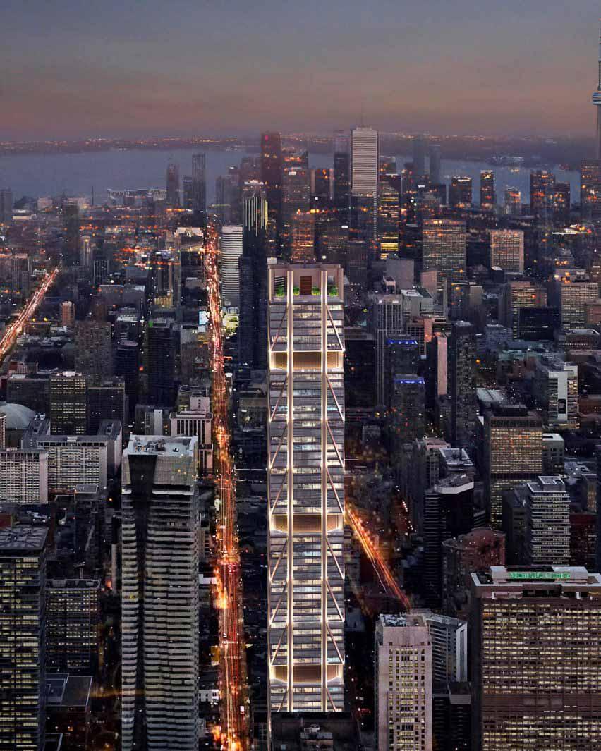 The One, Торонто, Канада, компания Foster + Partners