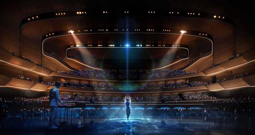 В Торонто запланирован концерт в новом помещении для мероприятий