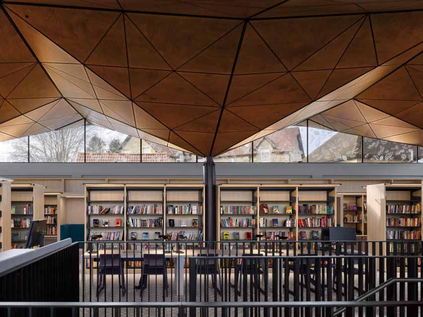 Библиотека в Великобритании