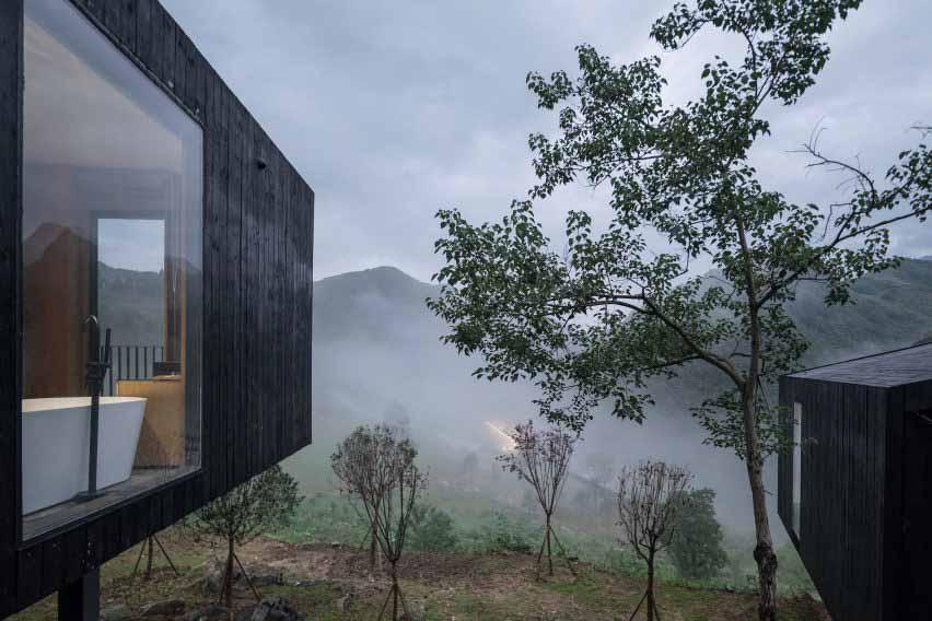 Десять эскапистских отелей с роскошными коттеджами в сельской местности