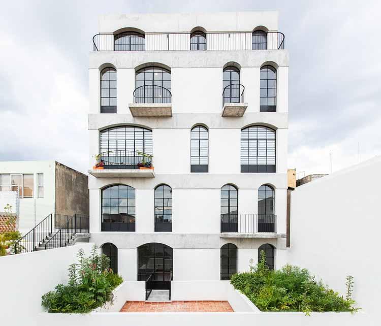 House Bleu / Diagrama Arquitectos, © Хосе Хуан Родригес