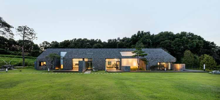 Дом диаспоры / дизайн L'EAU, © Kyungsub Shin