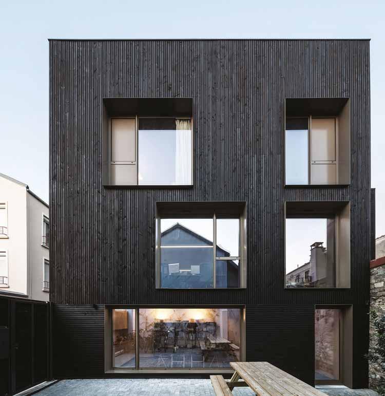 Дом RMDM / MRDM Architectes, © Charly Broyez