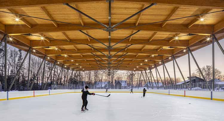 Объявлены победители конкурса Wood Design & Building, любезно предоставлено журналом Wood Design & Building Magazine