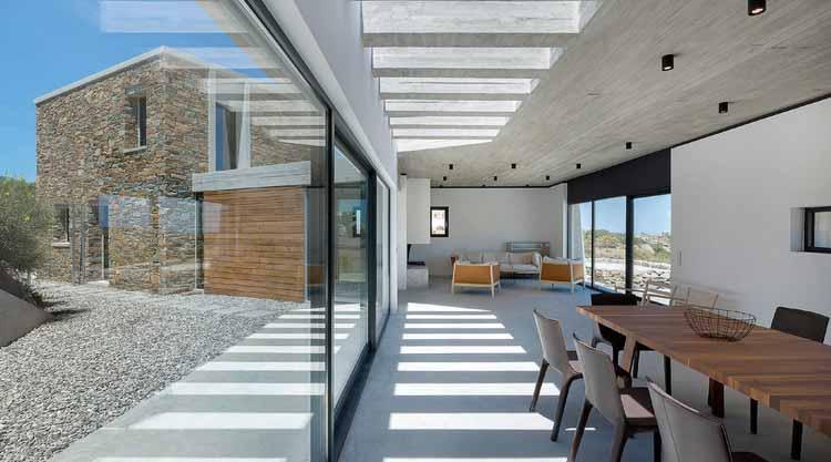 Volax House / Aristides Dallas Architects, © Панагиотис Воумвакис