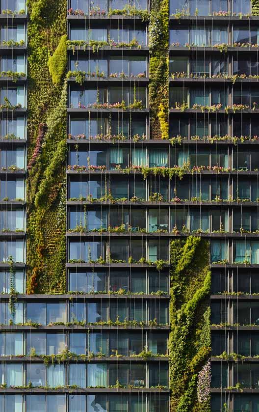 One Central Park / Ateliers Jean Nouvel. Изображение предоставлено Frasers Property Australia и Sekisui House Australia. Изображение © Мюррей Фредерикс
