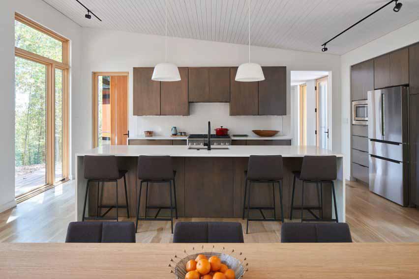 Кухня French Broad House