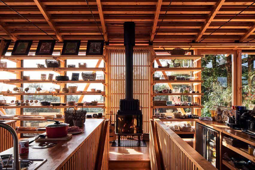 Кухня Punta Chilen в Чили