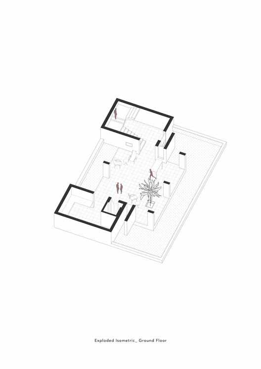 Изометрические - Первый этаж
