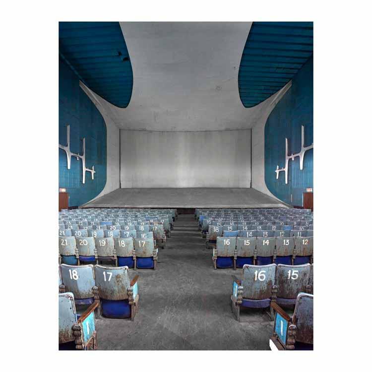 Кинотеатр Нилхэм. Фото: © Эдмунд Самнер © Эдмунд Самнер
