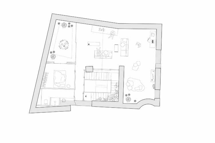 План - 2 этаж