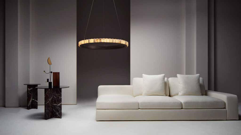 CTO Lighting представляет коллекцию кольцевых люстр Avalon