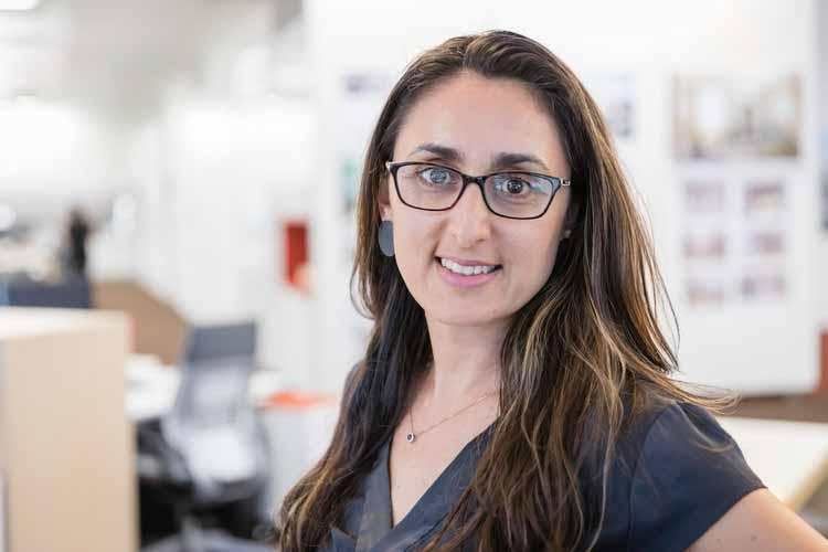 Марине Марукян. Изображение предоставлено HMC Architects