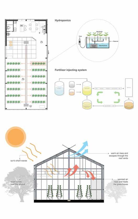 Стеклянный дом Лаборатория / студия STAY Architects. Изображение Cortesia de studio STAY Architects