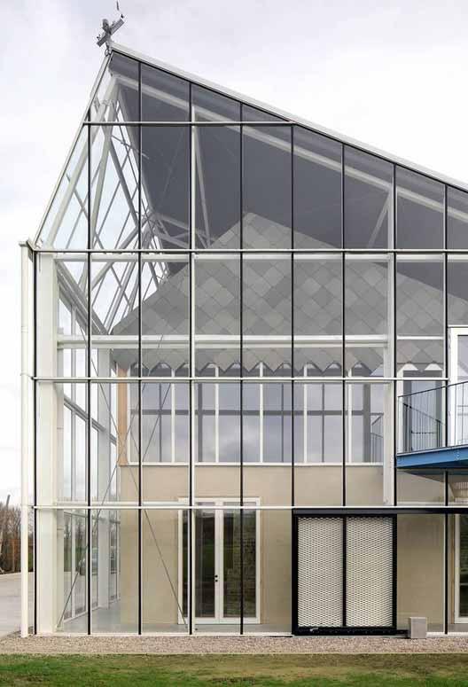 Образовательный центр Paddenbroek / jo taillieu architecten. Изображение © Филип Дюжарден