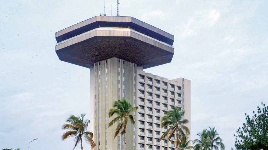 Архитектурные достопримечательности Западной Африки вдоль побережья Атлантического океана