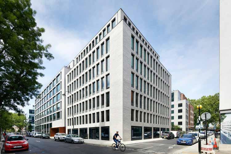 80 Charlotte Street / Make Architects, © Джек Хобхаус