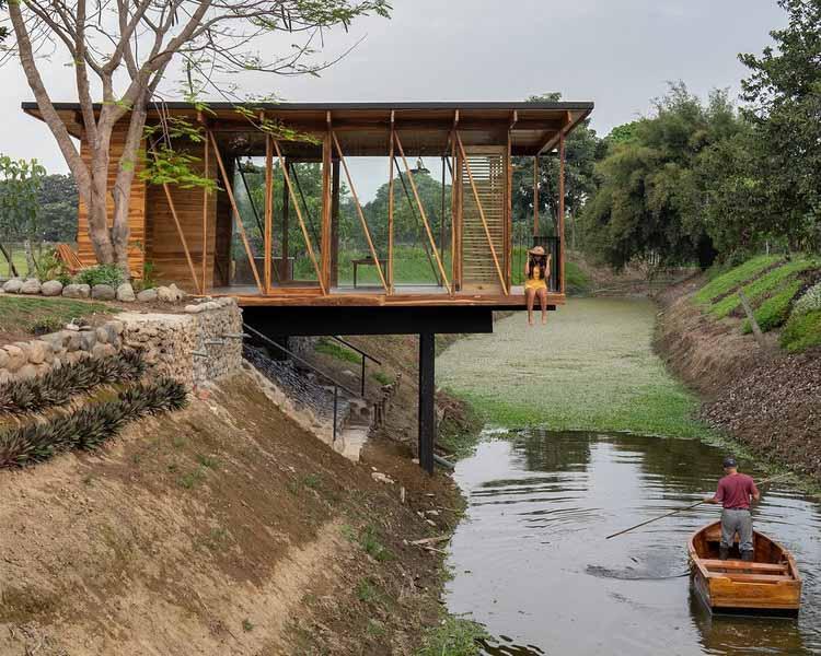 Чайная / Natura Futura Arquitectura, © JAG Studio