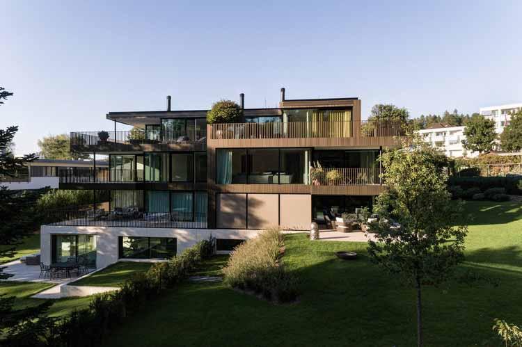 Дом Биркенвег / Архитектура Курцио Ардинги + Андрес Карозио, © Бруно Хелблинг