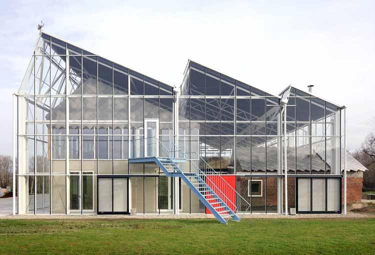 Образовательный центр Paddenbroek / jo taillieu architecten, © Filip Dujardin