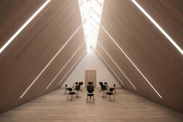 Синергия, от монастыря до музыкальной консерватории / Brückner & Brückner Architekten, © Дитер Лайстнер