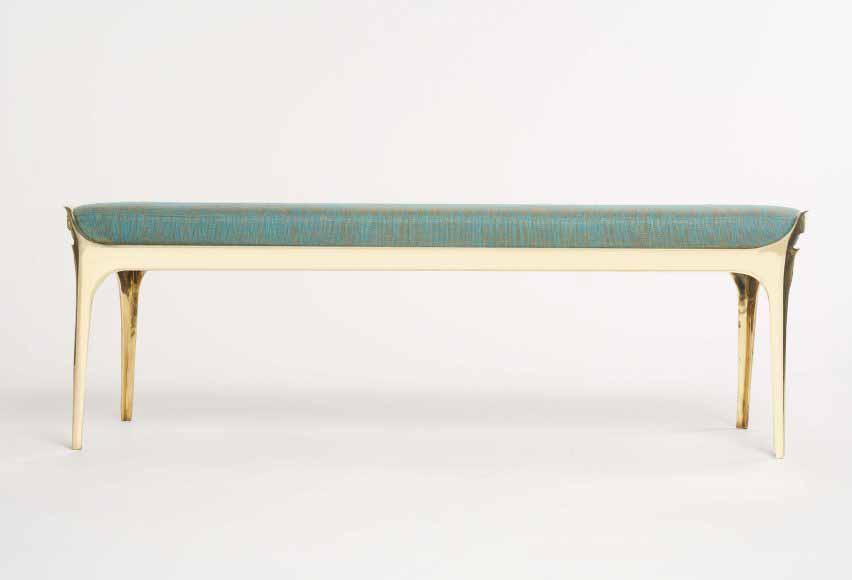Скамейка Bruda от Elan Atelier