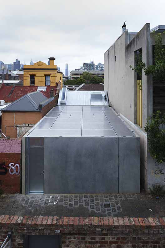 Green House / Sean Godsell Architects, © Эрл Картер