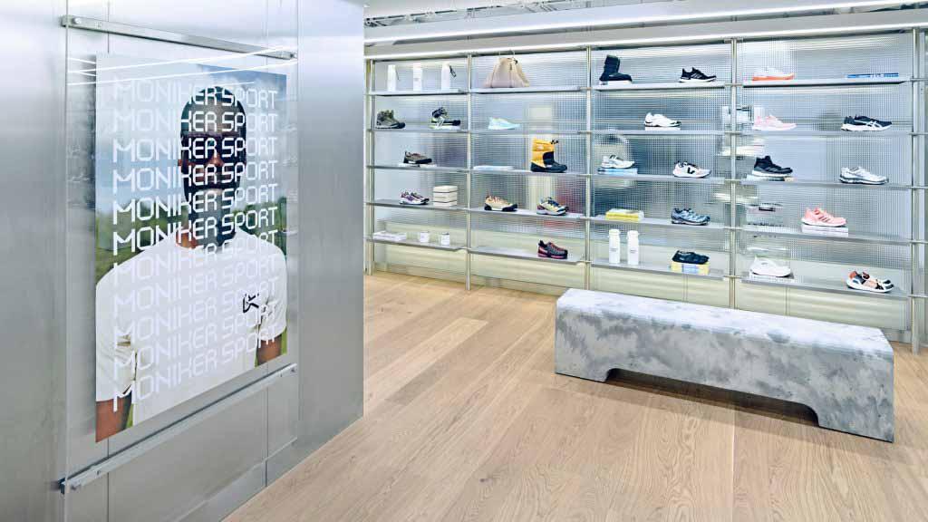 Снёхетта делает магазин Moniker's в Осло «охотой за сокровищами»
