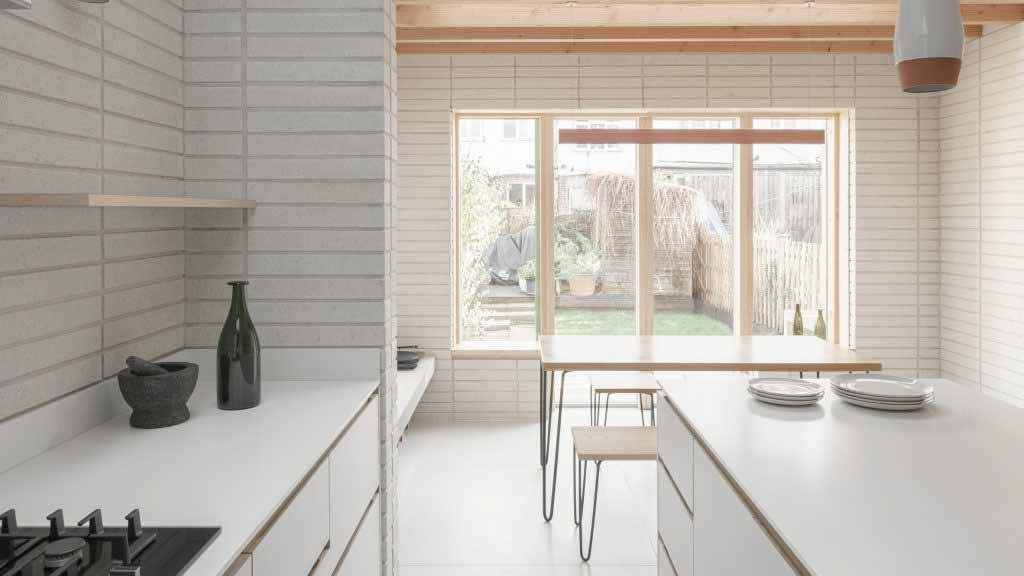 Десять ярких кухонь, залитых естественным светом