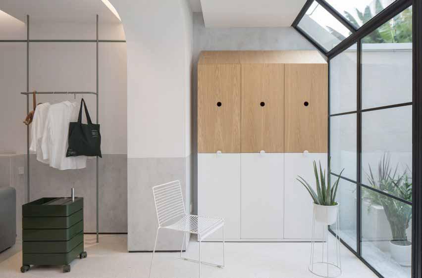 Минималистичный интерьер дома