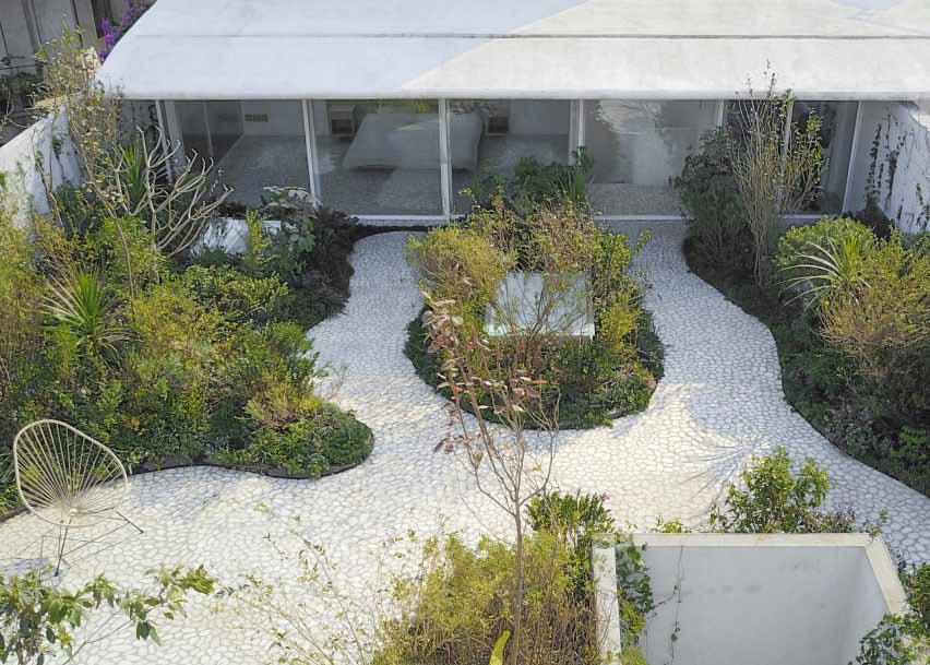 Casa Verne, Мексика, компания Zeller & Moye