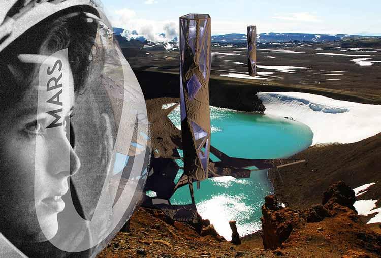 MARS UTOPA / Архитектурное бюро IDEA. Изображение Кортесии де Альберто Вильянуэва