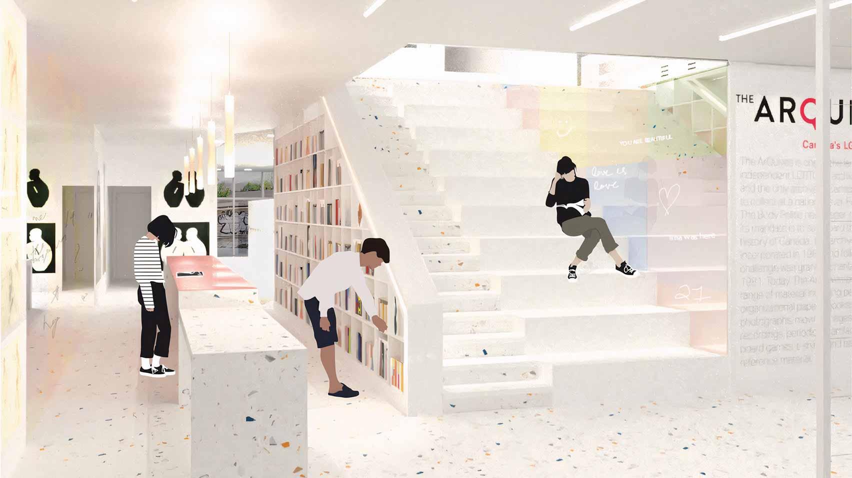 Десять дизайнерских проектов интерьера от студентов Университета Райерсона