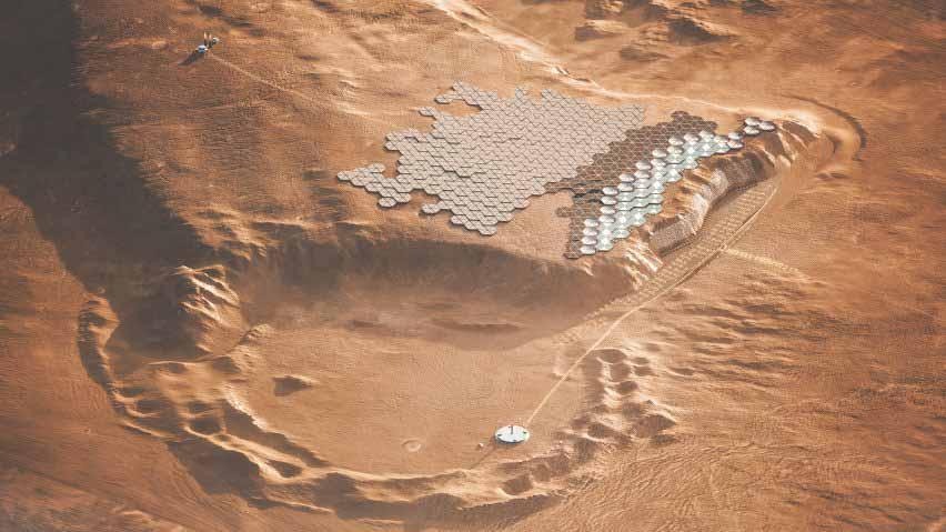 Город Марс