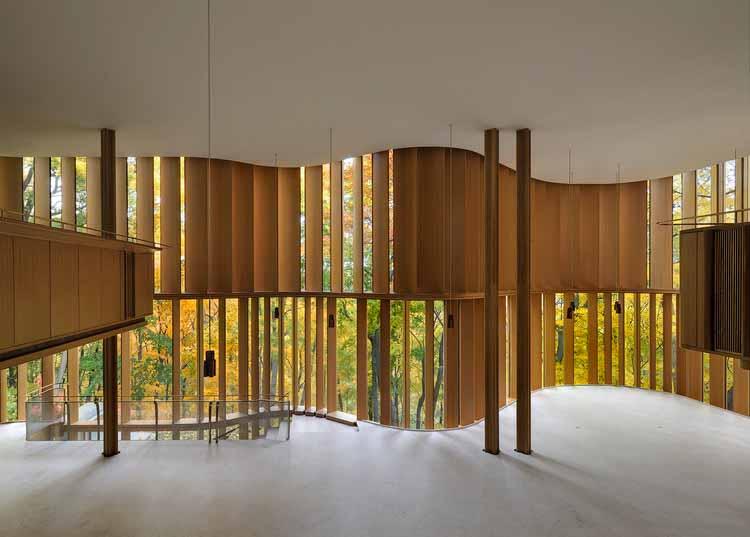 Интегральный дом. Изображение © Боб Гунду