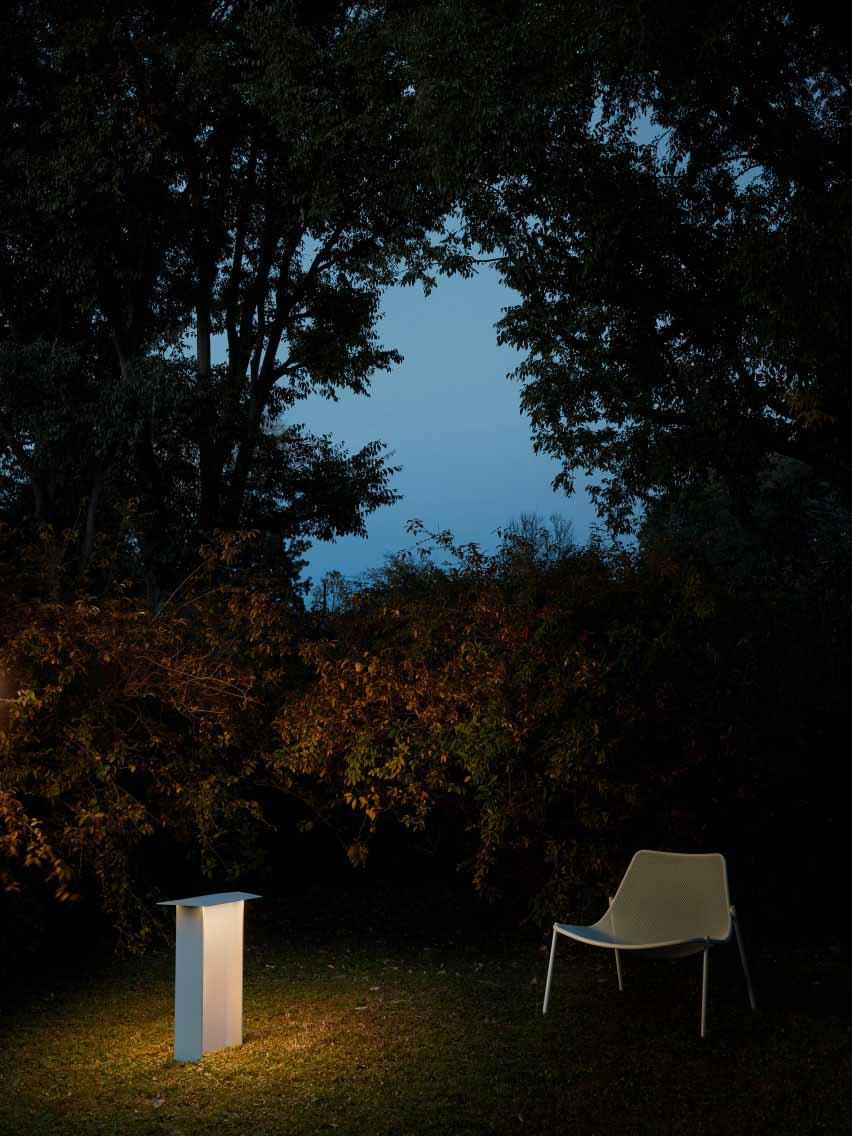 Наружный столбик Fienile от Luceplan