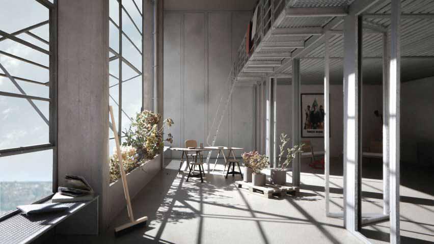 Технический университет Мюнхена представляет отмеченные наградами проекты студентов-архитекторов