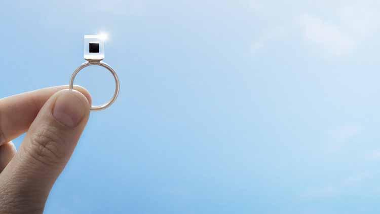 Кольцо без дыма. Изображение © Studio Roosegaarde