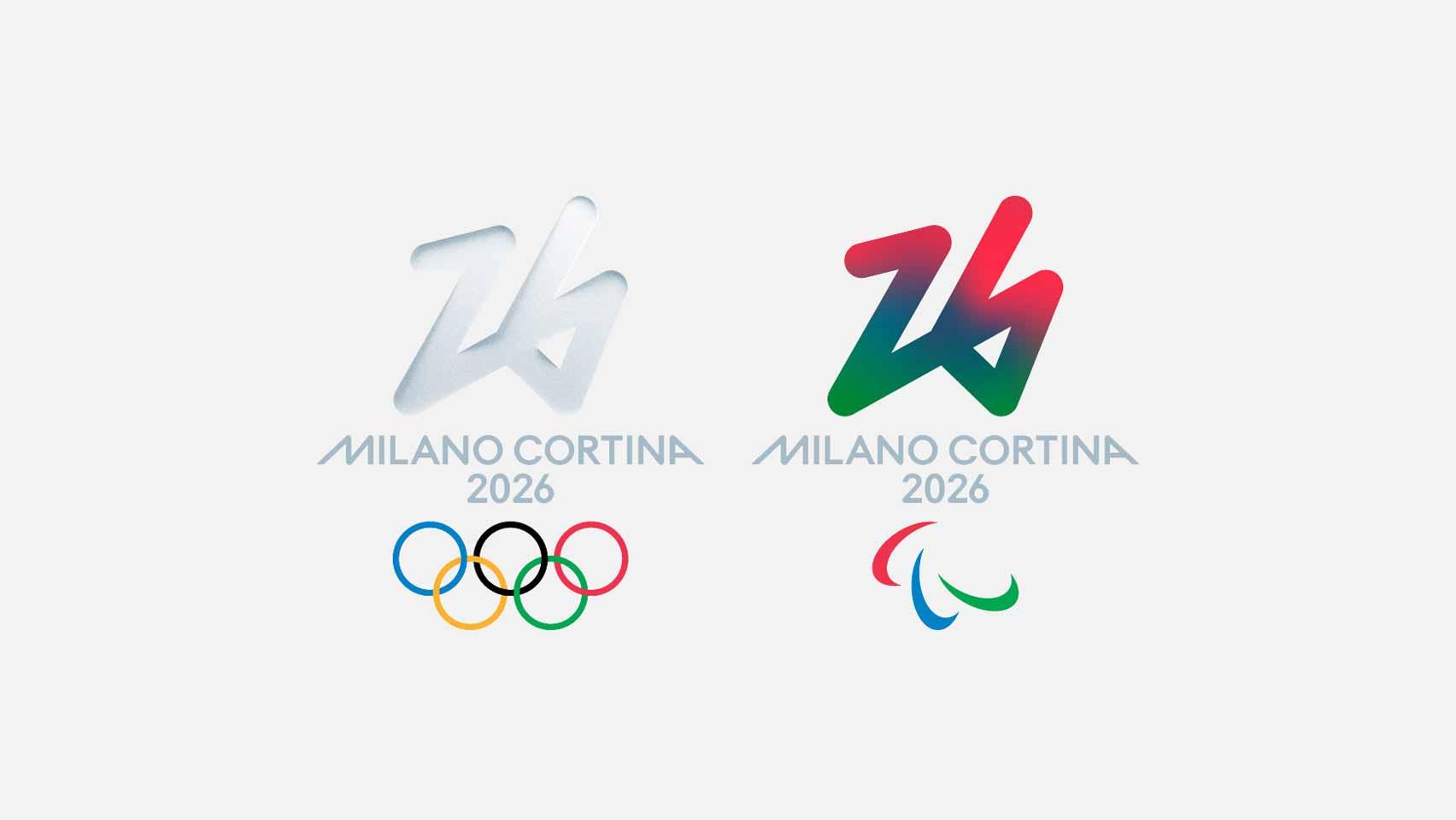 После публичного голосования объявлен логотип зимних Олимпийских игр 2026 года
