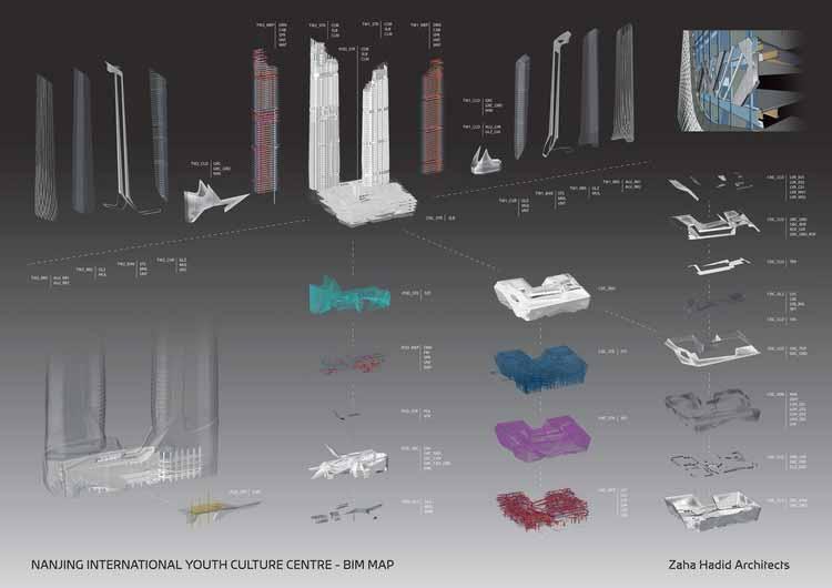 Предоставлено Zaha Hadid Architects