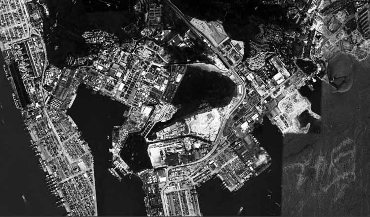 Городской пограничный урбанизм  Архитектурная биеннале двух городов 2013-2014. Изображение предоставлено Оле Буманом