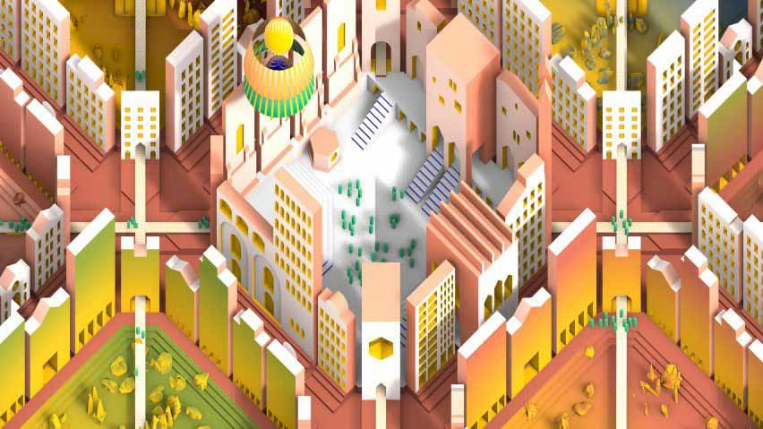 Конференция по виртуальной архитектуре от Space Popular
