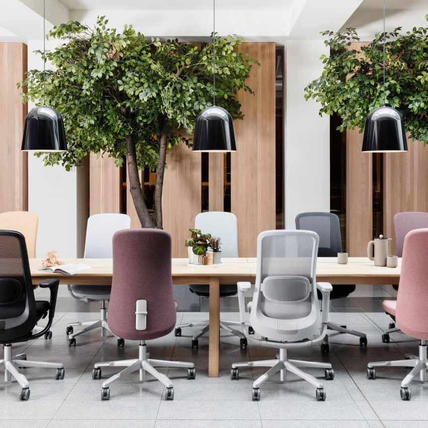 Офисное кресло HÅG SoFi от Frost Produkt и Александра Боргенхова для Flokk