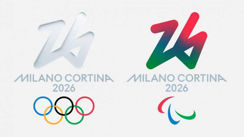 2026 Зимний олимпийский логотип