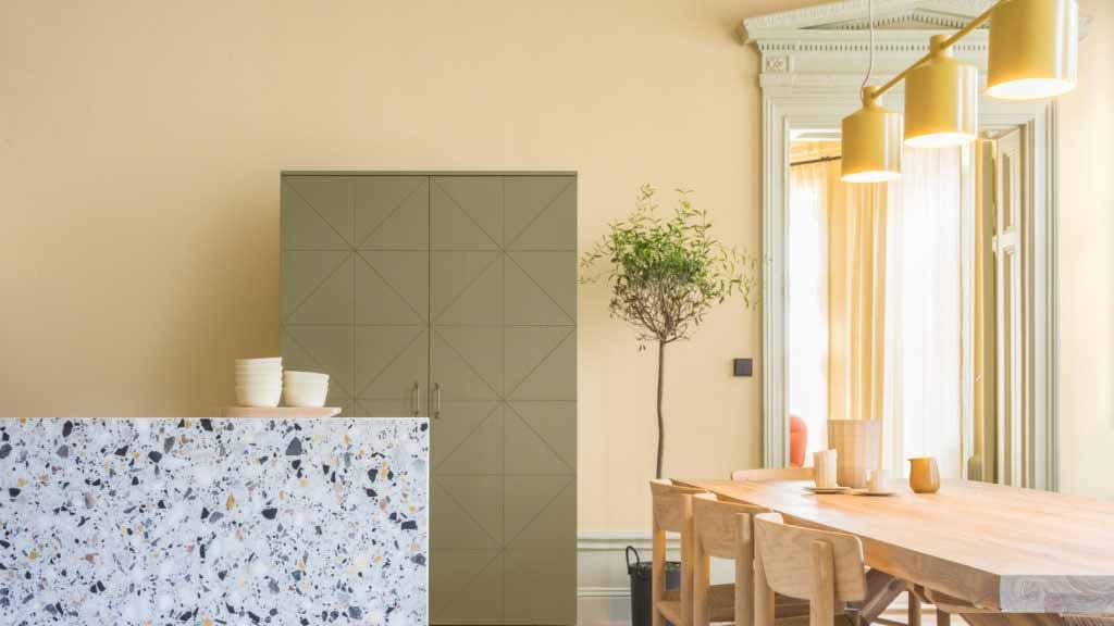 Десять интерьеров в пастельных тонах, которые освежают дом весной