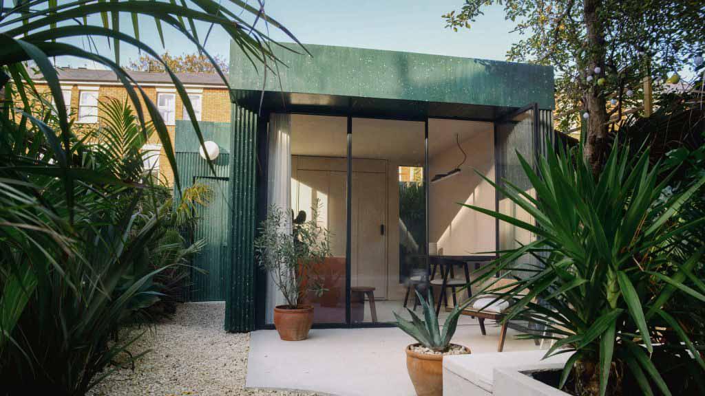 Terrazzo Studio Тима Робинсона — «тропический оазис» в Лондоне.