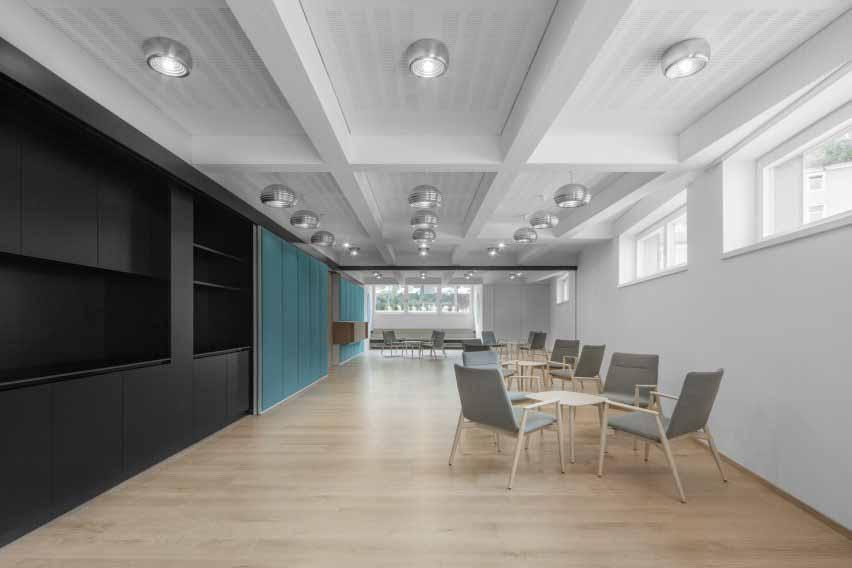 Помещения для семинаров в Cusanus Academy, реконструкция MoDus Architects
