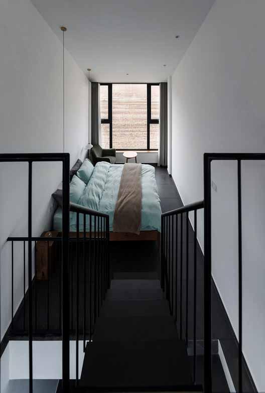 Гостевая комната. Изображение © Бинь Чжан